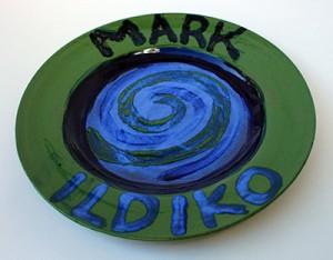 Ceramic Plate 2015